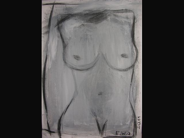Akt - Kobieta (odsłona I)